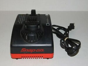 Snap On Ctc420 9 6v 18v Power Tool Drill Impact Wrench Gun Battery Charger