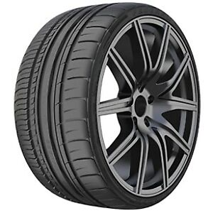 2 New federal 595rpm 285 35zr19 285 35 19 2853519 Bsw Tires