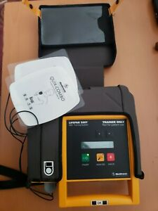 Medtronic Physio control Lifepak 500t Aed Defibrillator Training System