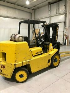 15500 Lb Hyster Forklift s155xl