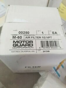 M 60 Motor Guard Air Filter New