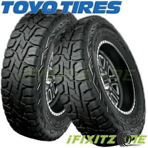 2x New Toyo Open Country R T 35x12 50r22 117q On Off Road Rugged Terrain Tires