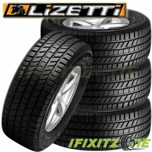 4 X New Lizetti Lz htc P275 65r17 113t Durable All Season High Performance Tires