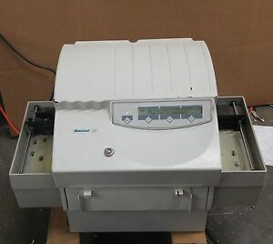 Datacard 295 Identification Id Credit Card Embosser Printer no Keybaord