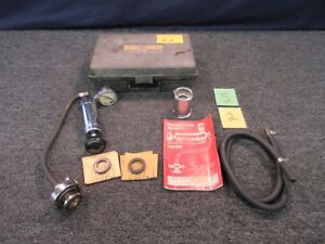 Stant Cooling System Pressure Tester St 255 A Radiator Auto Truck Rv Tool Used
