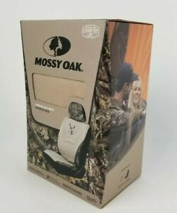 Mossy Oak Khaki Universal Camo Lowback Seat Cover Break Up Country New