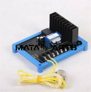 1pcs Brush Generator Automatic Voltage Regulator Dx 5er Avr New
