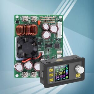 Step down Power Supply Module Color Lcd Constant Voltage Buck Converter Ids