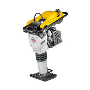 Wacker Neuson Bs50 4a Four Cycle Jumping Jack Rammer Tamper With Honda Gx