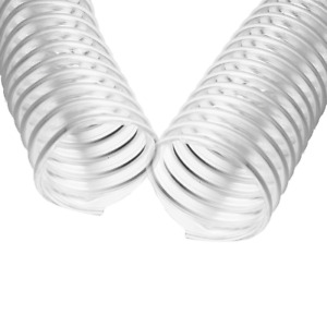 4 X 10 Clear Pvc Dust Collection Hose By Peachtree Woodworking Pw375