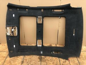 2007 2013 Mercedes W221 S65 S63 S600 Suede Headliner Trim Cover Assembly Oem