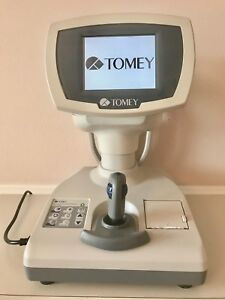Tomey Rc 5000 Auto Refractor Keratometer With Printer