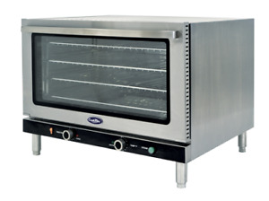 Atosa Crcc 100 Electric Countertop Full size Convection Oven W Steam Injection