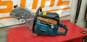Must See Makita Ek 7301 Cut Off Saw 14 Inch demo Concrete Power Cutter