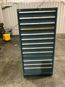 Used Lista 13 Drawer Cabinet