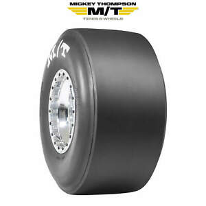 Mickey Thompson 3074st pfd Drag Race Slick Tire 32 0 tall 14 0wide 15 wheel Dia