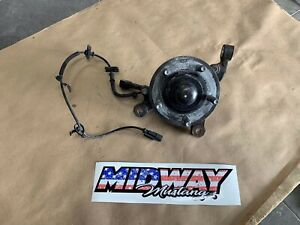 2012 2013 Ford Mustang Boss 302 Rh Passenger Front Spindle Hub
