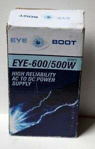 Eyeboot 12v 50a Dc Universal Regulated Switching Power Supply 600w