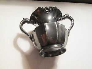 Poole Silver Co Vase