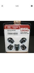 2017 Kia Niro Soul Wheel Locks For 16 17 18 Factory Wheels 00144 Adu00