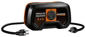 Iq2000 Generator Parallel Kit Doubles Your Power