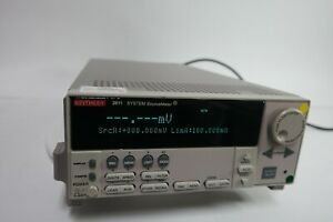 Keithley 2611 Source Measure Unit 200mv To 200v 100na To 10a 30 3 W