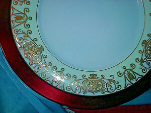 Dinner Plate Chargers Burgundy
