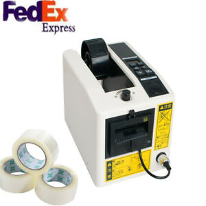 fast electric Automatic Tape Dispensers Adhesive Cutter Packaging Machine Good