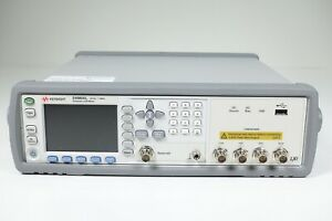 Keysight Used E4980al Precision Lcr Meter 20hz To 1 Mhz Opt 102 agilent