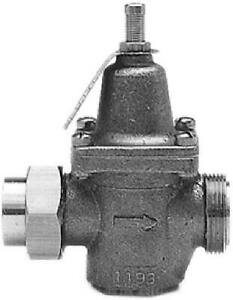 Water Pressure Reducing Valve 3 4 in