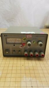 Hp Agilent 6234a Dual Output Power Supply