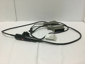 Hp 21363a 5 0 mhztransesophageal transducer ultrasound With Case