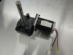Buyers Saltdogg Spinner Motor Gearbox Assembly Shpe 750 1000 1500 2000 3006833