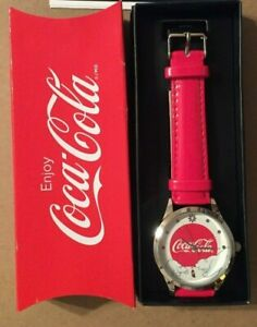 Coca Cola Watch NIB