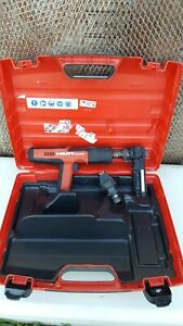 Hilti Dx 351mx Me Cal 27 Powder Actuated Nail Gun Fully Automatic Kit