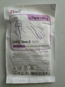 5 Masimo Set Lncs Neo 3 Spo2 Neonatal adult Pulse Oximeters Expires 2019