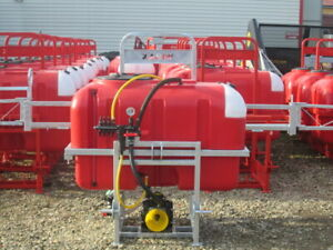 Tractor Mounted Pto Shaft Driven Boom Sprayer 200 1000l