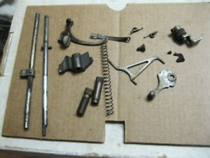 Antique Davis Treadle Sewing Machine Frontassembly Parts