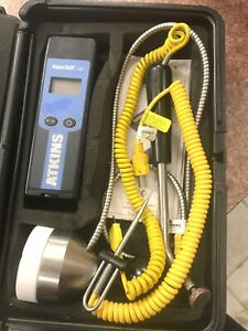 Cooper Atkins 351 Series Aquatuff Waterproof Thermocouple With Accessories