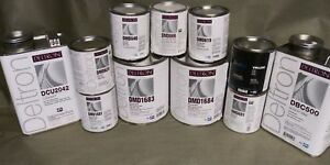 Genuine Ppg Deltron Dmd1683 1 Gallon Toner Factory Pack Jet Black Ppg 9700