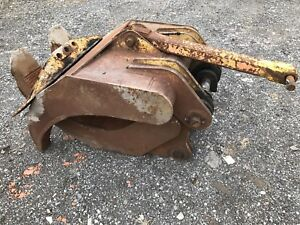 Rockland Grapple Excavator Attachment 90 Mm Pins Case Cx240 Kobelso Sk240