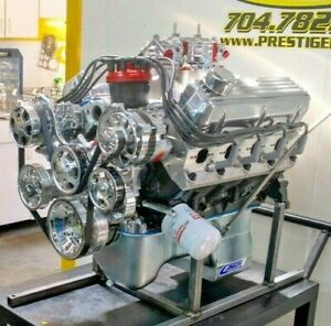427 Ford Stroker Crate Engine All Forged Dart Block 351w Complete Turn Key 600hp