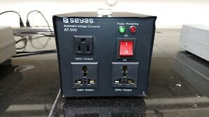 Seyes Automatic Voltage Converter At 500