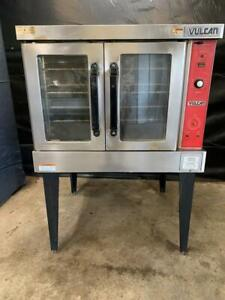 Vulcan Vc6ed Electric Full Size Convection Oven Deep Depth
