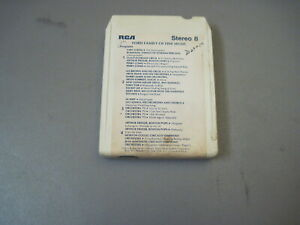1974 Ford family Of Fine Music 8 Track Tape
