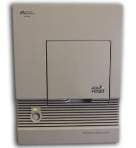 Abi Prism 7000 Sequence Detection System With Laptop And Software