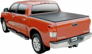 Trident Toughfold Tonneau 56014 For 16 19 Tacoma 6 Ft Bed With Utility Track