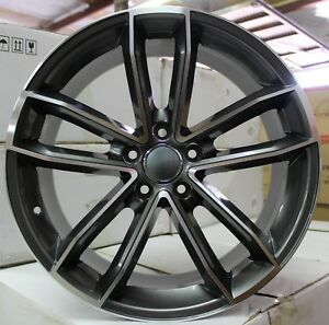 19 Inch Rims Audi S Line S5 2018 Style Q3 Qs3 Q5 Sq5 Q7 Sq7 Mesh Machined Wheels