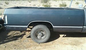 1989 Dodge Truck Bed 8ft