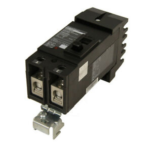 Square D Qga222002 Circuit Breaker 200a 240v Ac 2 Pole I line Powerpact New